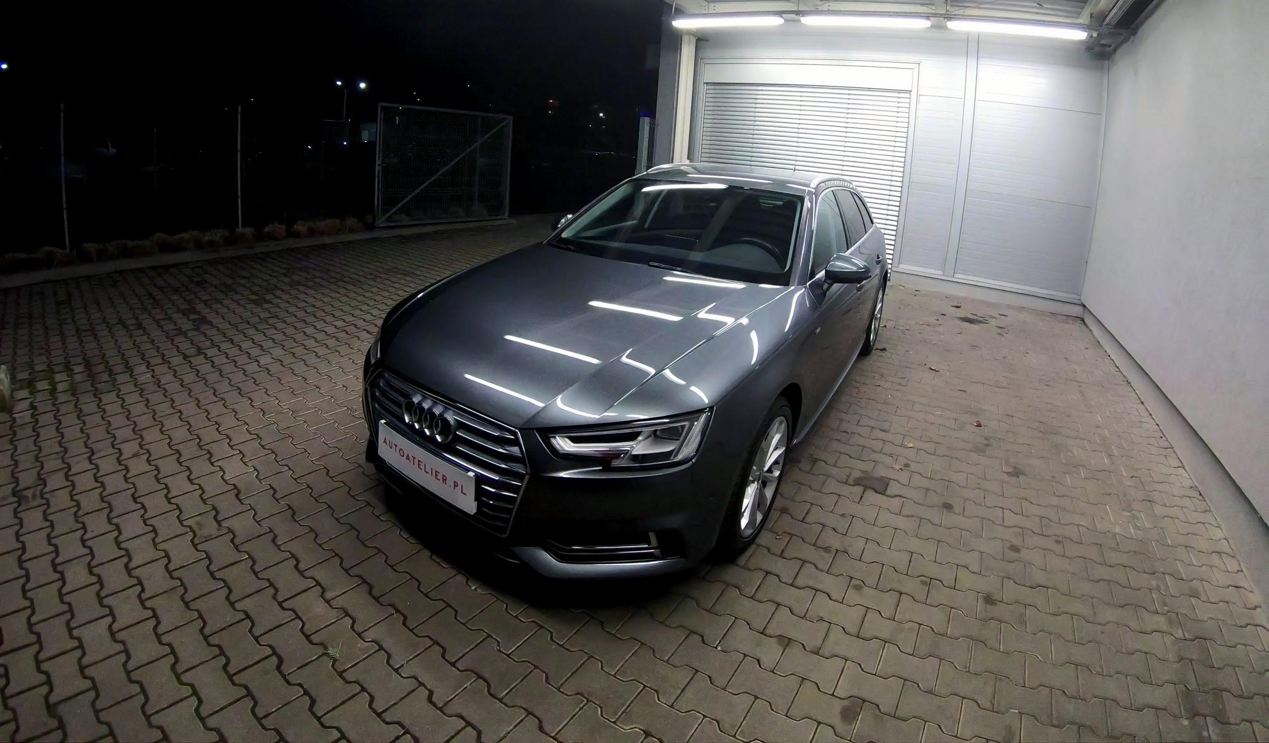 Audi A4 Autoatelier
