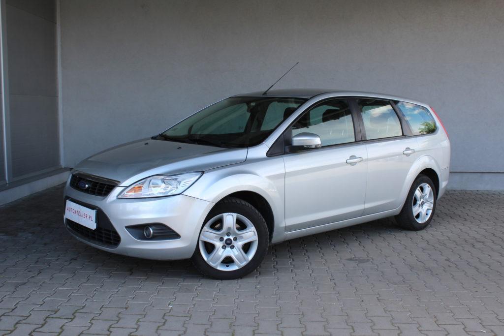 Ford Focus – 1.6/115KM ładny stan , serwisowany , godny polecenia