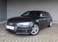 Audi A4 – 2.0/190KM Quattro , S-line , led , serwis , navi , FV23%