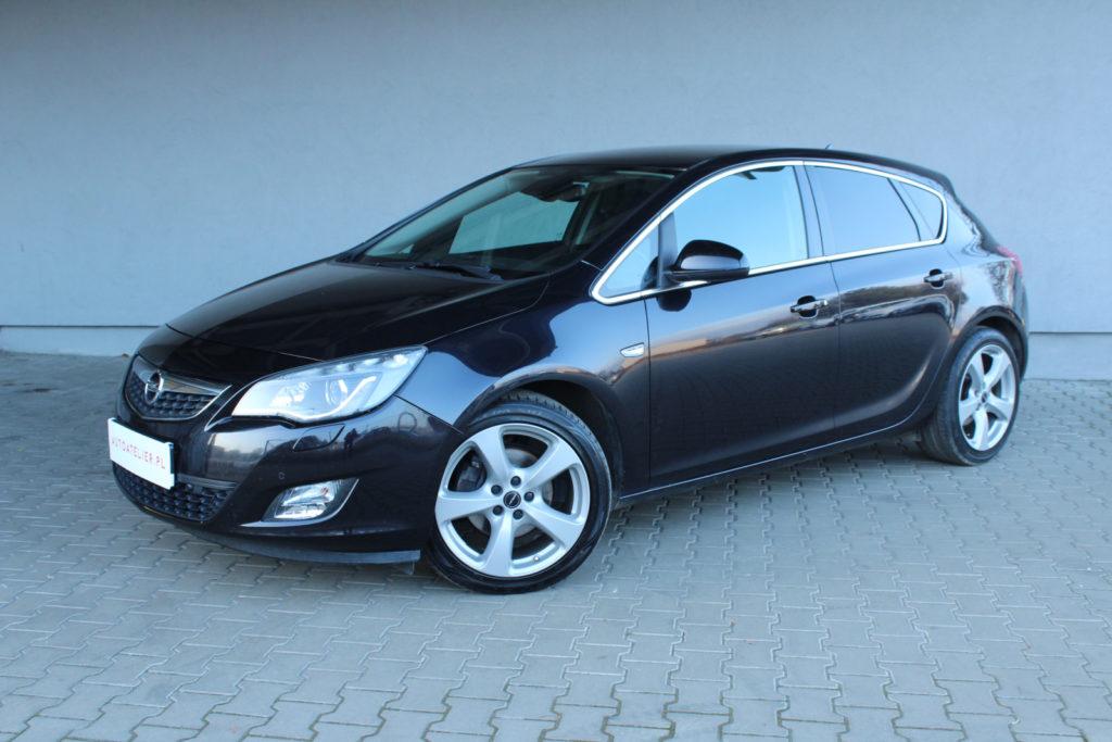 Opel Astra – 1,6T 180 KM benzyna, dobre wyposażenie, super stan, dokumentacja