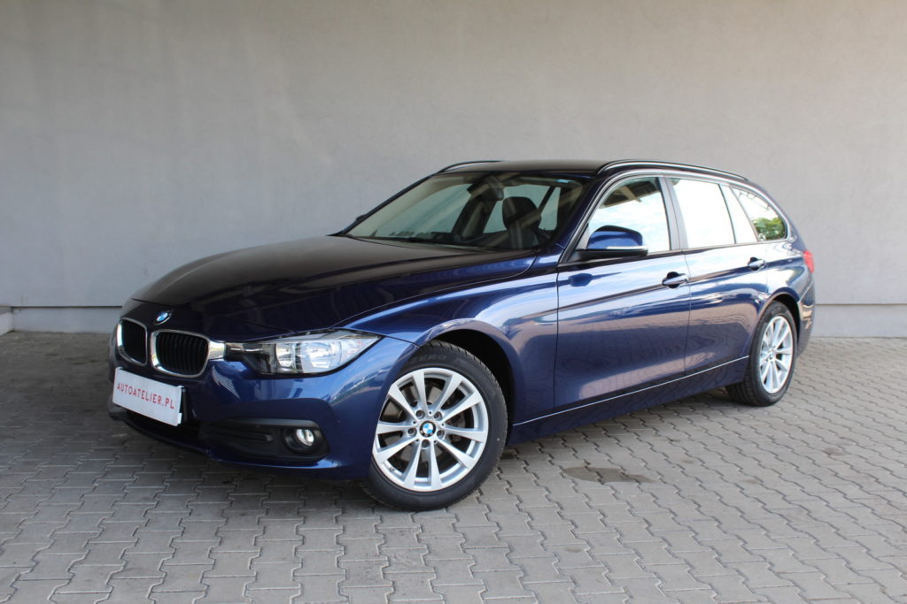 BMW 320 – 2.0/190KM X-Drive , automat , navi , kombii , FV23%